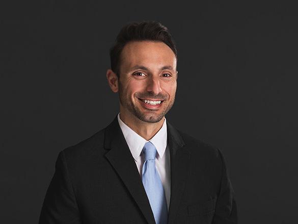 Vanguard Properties Agents Greggory Onzo Tasher