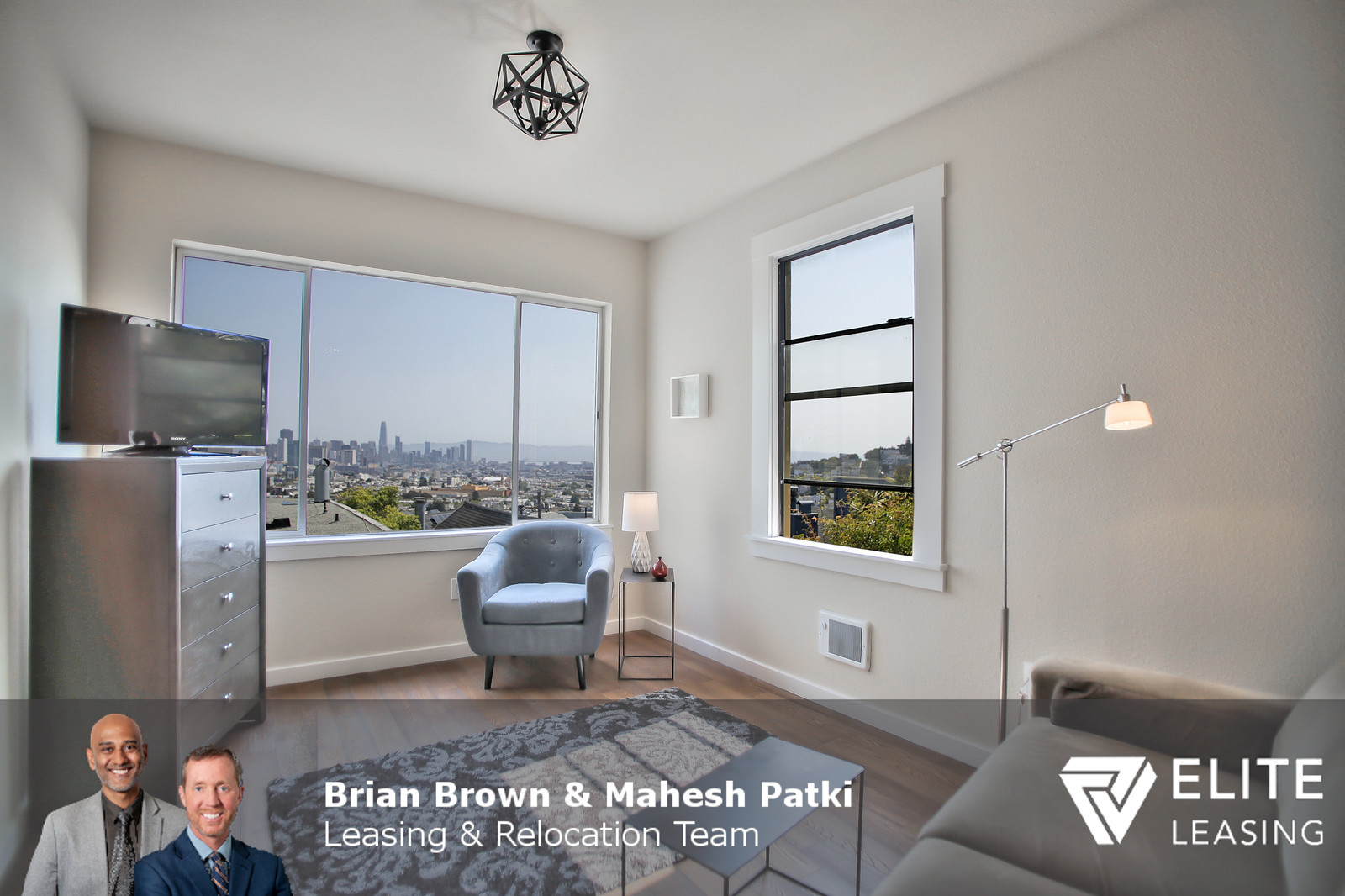 Listing 4722 : 501  Beale Street #16D, San Francisco, CA, 94105  (photo 1)