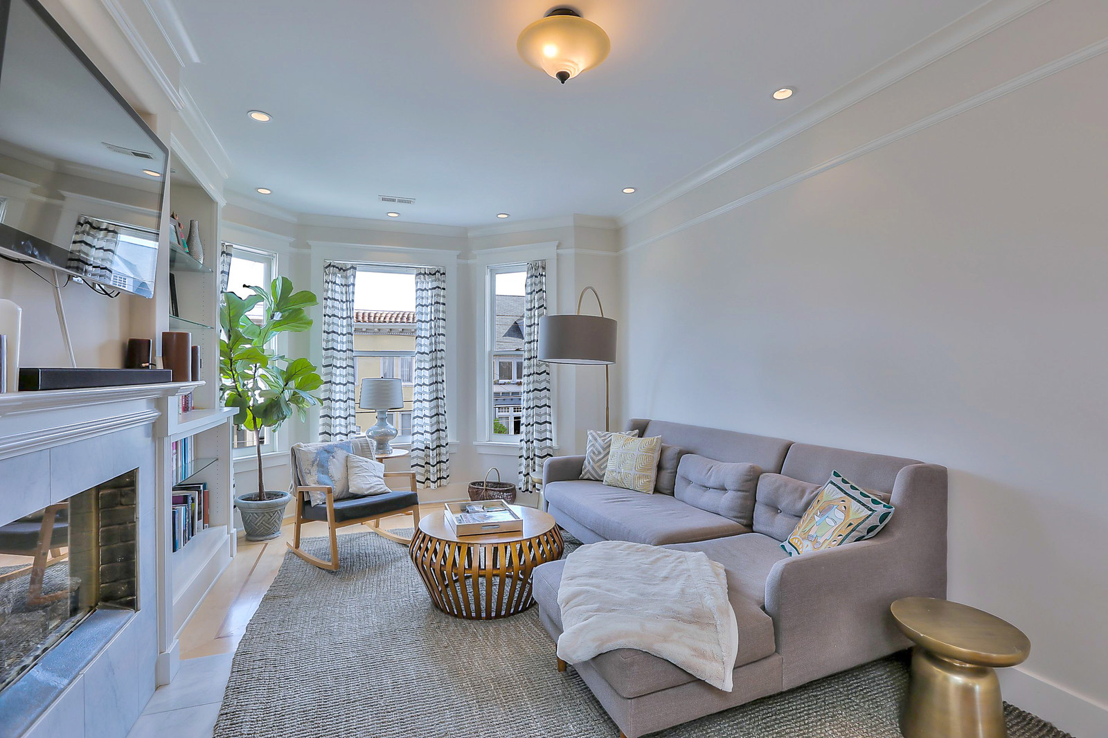 Listing 4719 : 618  Sanchez Street, San Francisco, CA, 94114  (photo 1)