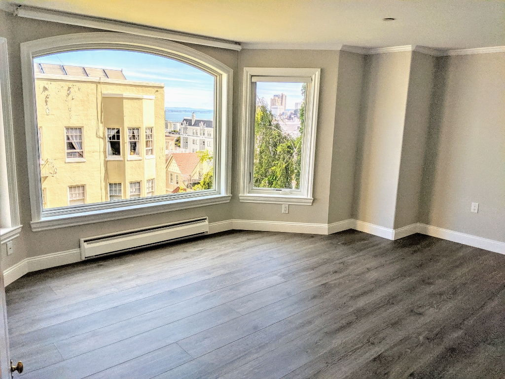 Listing 4363 : 2046  Baker Street, San Francisco, CA, 94115  (photo 5)