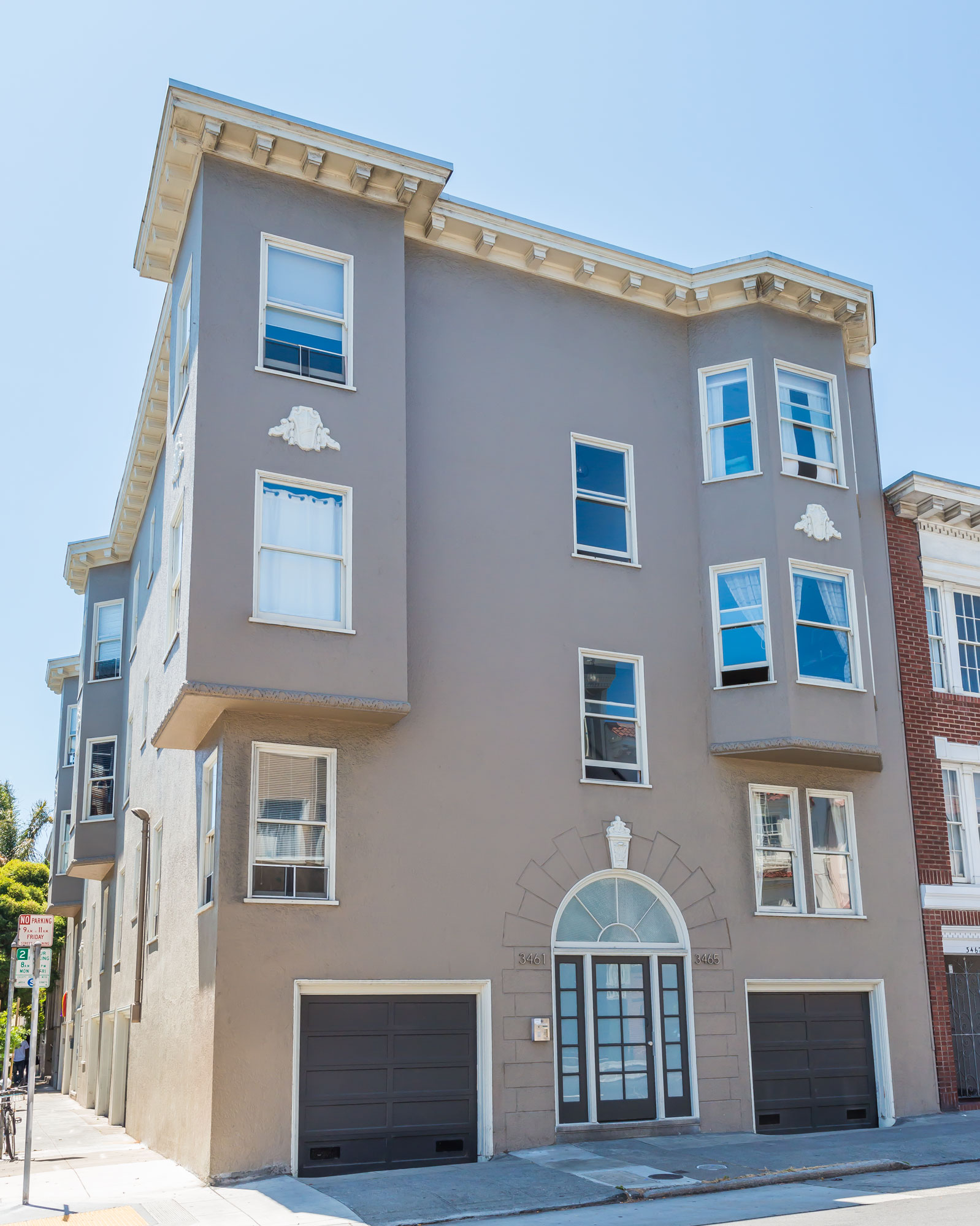 Listing 4243 : 3465  17th Street A, San Francisco, CA, 94110  (photo 1)